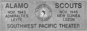 AS ARSOF PLAQUE