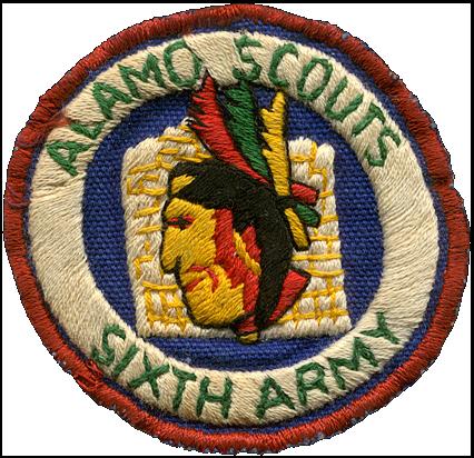 Insignia | Alamo Scouts Historical Foundation, Inc